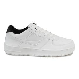 Calçado desportivo para homem branco A9525