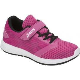 -de-rosa Tênis de corrida Asics Patriot 10 Ps Jr 1014A026-500