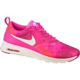 Nike Air Max Thea impressão W 599408-602 -de-rosa