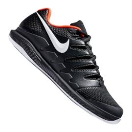 Preto Sapatos Nike Air Zoom Vapor X Hc M AA8030-016