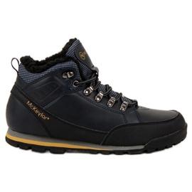 Azul Sapatos de Caminhada Quente MCKEYLOR