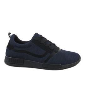 Marinha Adamo calçados esportivos navy