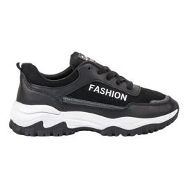 Ax Boxing preto Calçados Esportivos de Moda