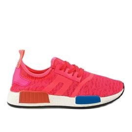 -de-rosa Calçado desportivo rosa MD01B-4