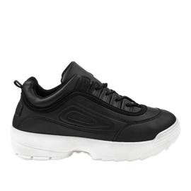 Sapatilhas esporte preto sapatilhas GL808