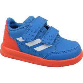 Azul Calçado Adidas AltaSport Cf I D96842