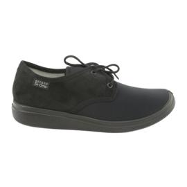 Sapatos femininos Befado pu 990M001 preto