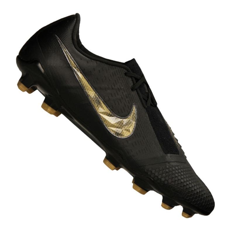 Sapatilhas Nike Phantom Vnm Elite Fg M AO7540-077 preto preto