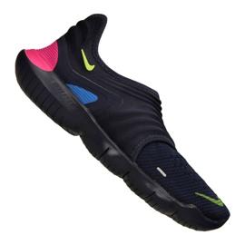 Marinha Sapatilhas Nike Free Rn Flyknit 3,0 M AQ5707-400