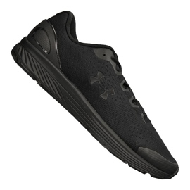 Preto Sapatos Under Armour Charged Bandit 4 M 3020319-007