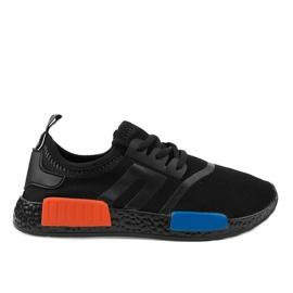 Calçado desportivo preto MD01B-2