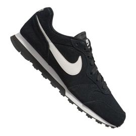 Preto Sapatilhas Nike Md Runner 2 Suede M AQ9211-004