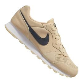 Marrom Sapatilhas Nike Md Runner 2 Suede M AQ9211-700