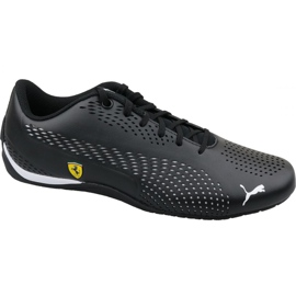 Preto Puma Sf Deriva Cat 5 Ultra Ii M 306422-03 sapatos