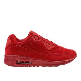 Calçado desportivo de homem vermelho 55109-2