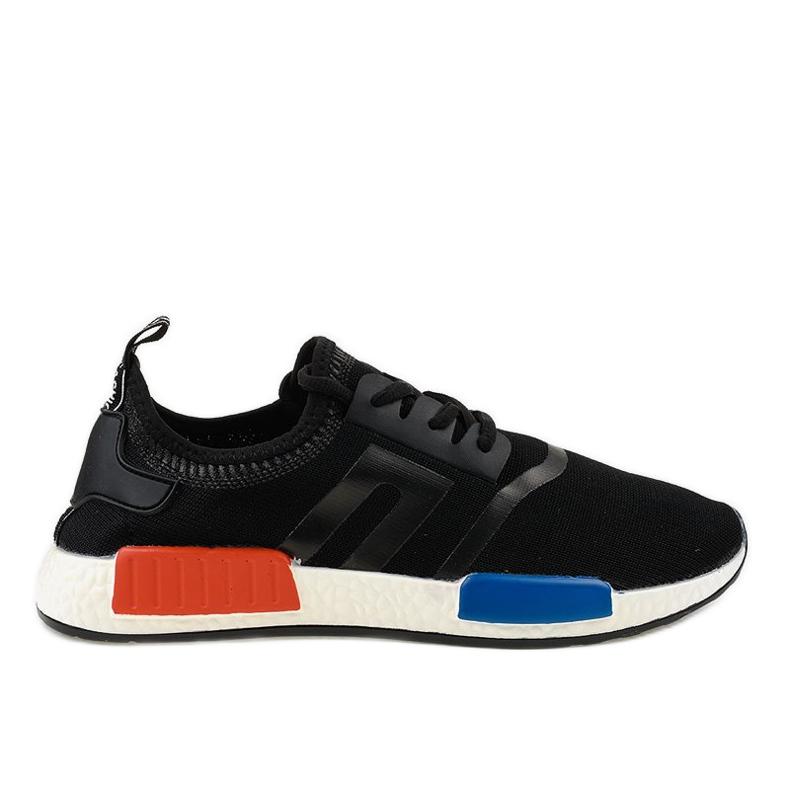 Calçado desportivo preto MD01A-1