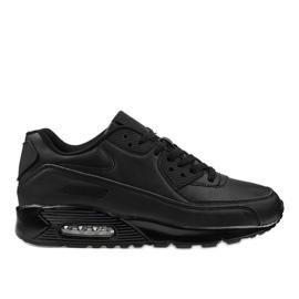 Calçado desportivo preto W26-1