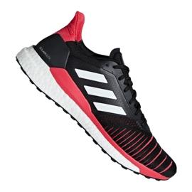 Preto Sapatos Adidas Solar Glide M D97437