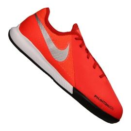 Sapatilhas Nike Phantom Vsn Academia Ic Jr AR4345-600 vermelho laranja
