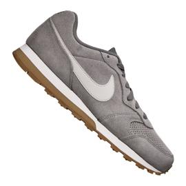 Cinza Sapatilhas Nike Md Runner 2 Suede M AQ9211-002