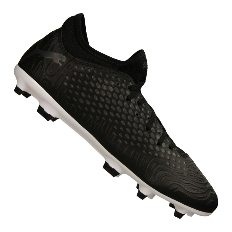 Puma Future 19.4 Fg / Ag M 105545 02 chuteiras de futebol preto preto