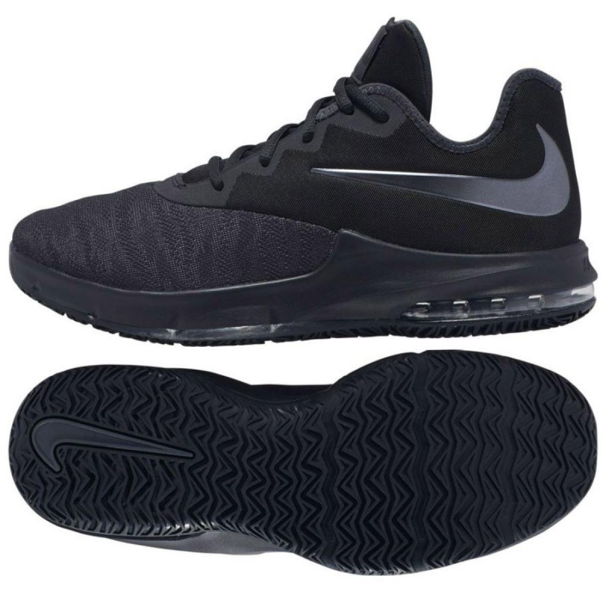 Tênis Nike Masculino Basquete Air Max Infuriate Low Com o