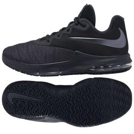 Sapatilhas Nike Air Max Infuriate Iii Baixo WM AJ5898 007 preto