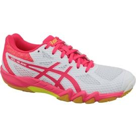 Asics Gel-Blade 7 M 1072A032-100 sapatos de squash