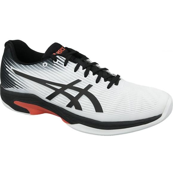 Asics Solution Speed Ff Indoor M 1041A110-102 tênis branco