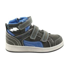 American Club ES28-29 calçado desportivo cinzento