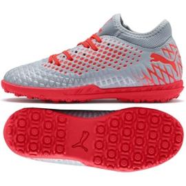 Puma Futrure 4.4 Tt Jr 105699 01 sapatos cinza
