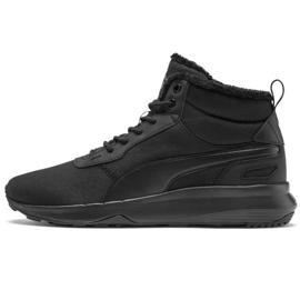 Puma Ativar Mid Wtr M 369784 01 sapatos preto