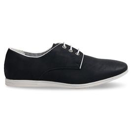Sapatos casuais Casual 1631 Preto