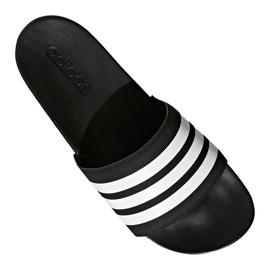 Preto Adidas Adilette Comfort M AP9971 chinelos