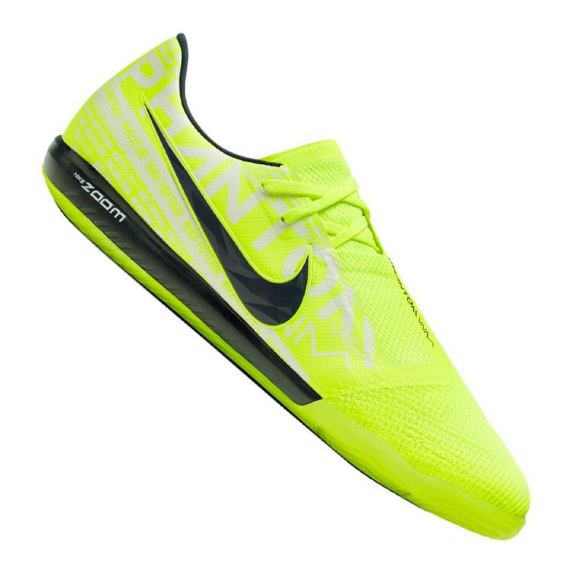 Sapatos de interior Nike Zoom Phantom Vnm Pro Ic M BQ7496 717 amarelo amarelo