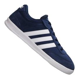 Marinha Sapatos Adidas Cross Court M B74444