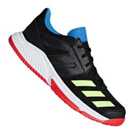 Adidas sapatos Essence 406 M BD7406 preto, multicolorido preto