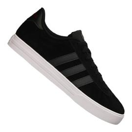 Preto Adidas sapatos Daily 2.0 M DB0155