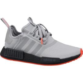 Cinza Adidas NMD_R1 M F35882 sapatos