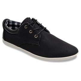 Sapatos elegantes B01 Preto