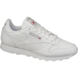 Sapatilhas Reebok Classic Leather W 2232 branco