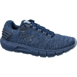 Marinha Tênis Under Armour Charged Rogue Twist Ice M 3022674-400