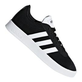 Preto Sapatilhas Adidas Vl Court 2.0 Jr DB1827