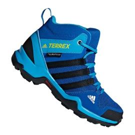 Sapatos Adidas Terrex AX2R Mid Cp Jr BC0673