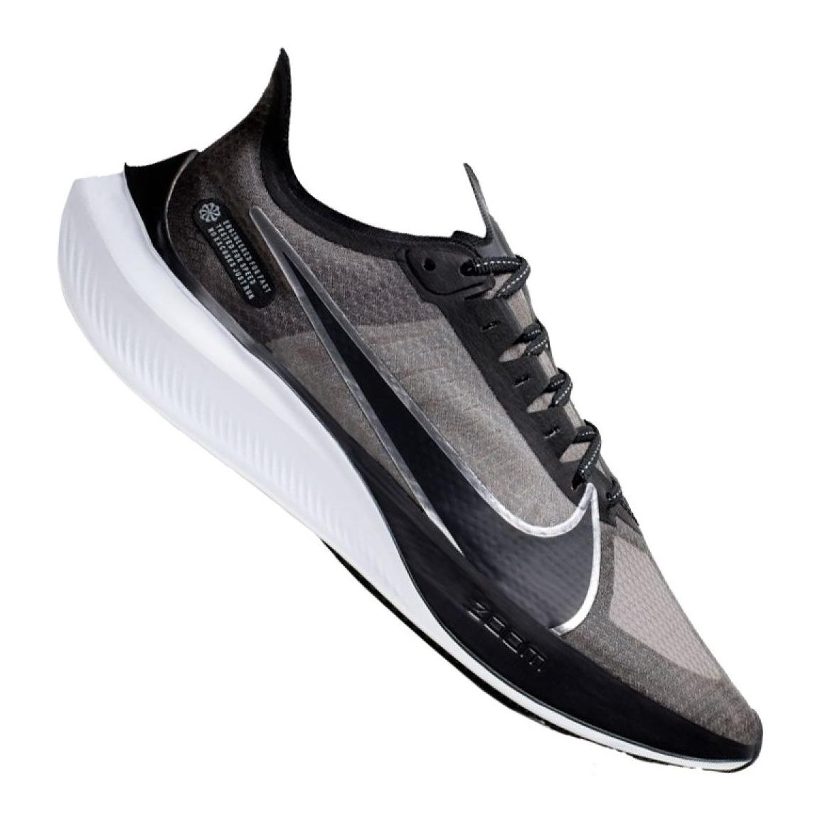 Tênis Nike Zoom Gravity Feminino Cinza e Branco