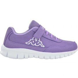 Roxo Kappa Follow Jr 260604K 2310 sapatos