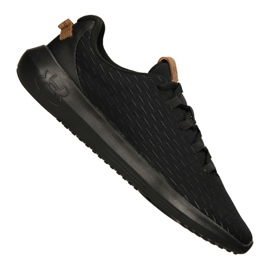 Preto Sapatilhas Under Armour Ripple Eleveted M 3021651-002
