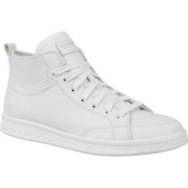 Sapatos Skechers Omne W 730-WHT branco