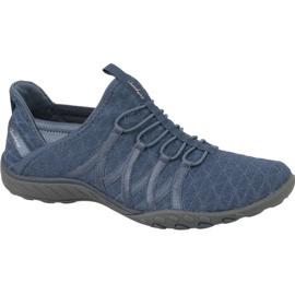 Sapatilhas Skechers Breathe Easy W 23048-SLT azul