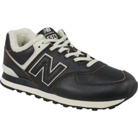 Sapatos New Balance M ML574WNE marrom